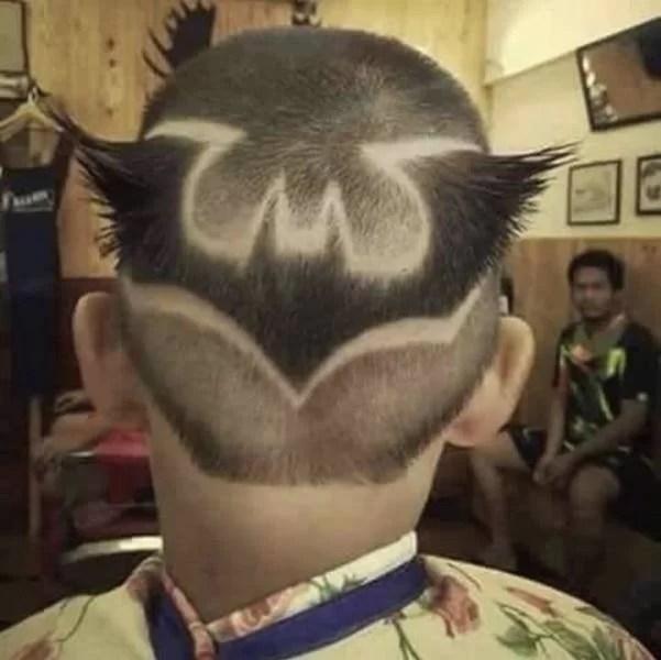 Penteados e cortes de cabelo descolados
