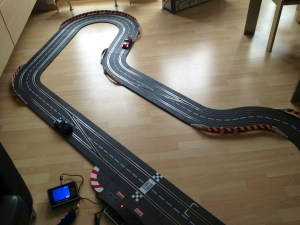 Track overview!