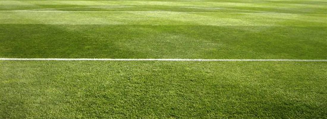 Fleet Line Marking Football Pitch