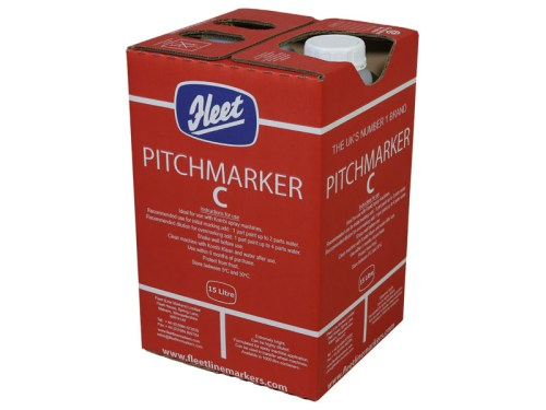 Fleet Pitchmarker C Paint