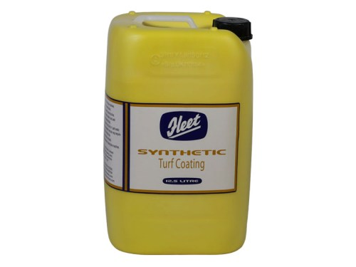 Fleet Synthetic Turf Coating YELLOW