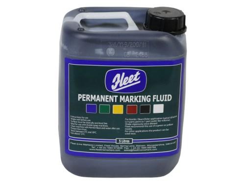 Fleet Permanent Marking Fluid Black