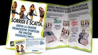 Campagna Heinz Dolciaria - Concorso a premi materiale per il trade e il pdv- Mezzi Radio, Stampa, Affissione, promotional: dispenser cartoline espositori, crowners