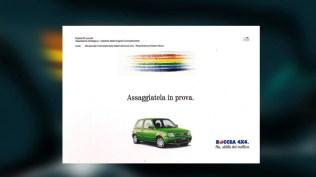 Campagna Nissan Prova Micra -