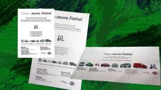 Campagna Istituzionale Nissan Brand - Stampa quotidiana - Periodica
