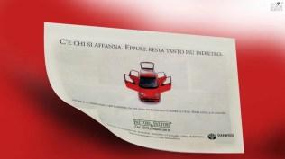 Campagna stampa prodotto Matiz Daewoo- Quattroruote soggetto 1
