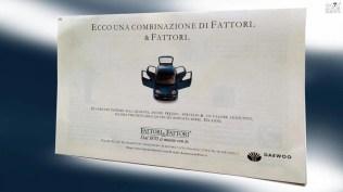 Campagna stampa prodotto Matiz Daewoo- Quattroruote soggetto 4