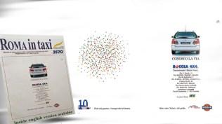 Campagna Istituzionale Nissan Primera - Stampa periodica evento 3570 - Azione di sponsorizzazione e co-marketing