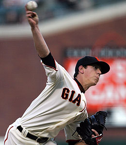 San Francisco Giants starter Tim Lincecum looks poised for a big second half.