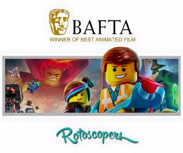 'The Lego Movie' Wins BAFTA for Best Animated Feature ...