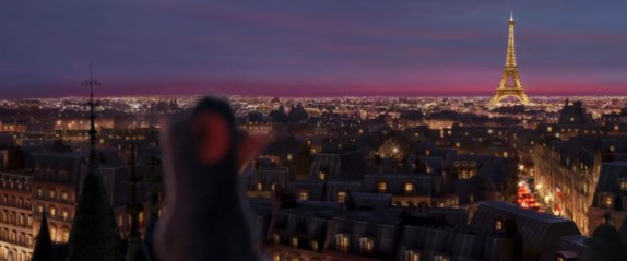 Image result for ratatouille movie paris