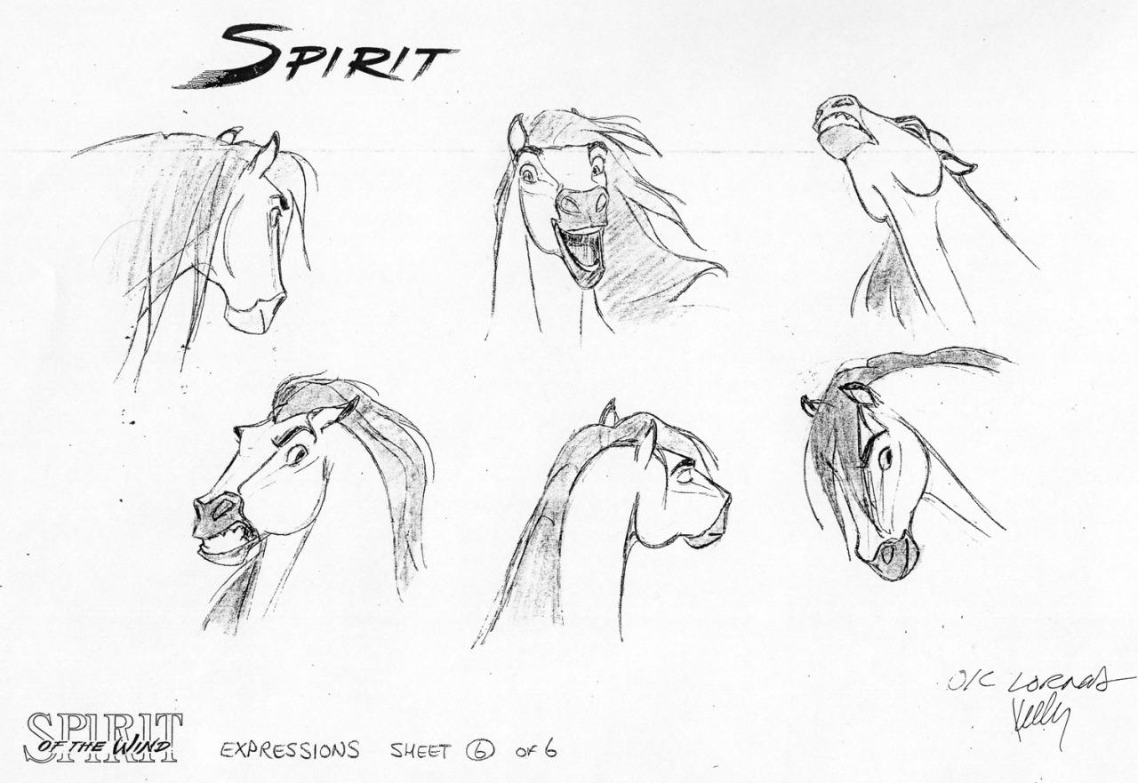 Dreamworks Animation Countdown 6 Spirit Stallion Of The