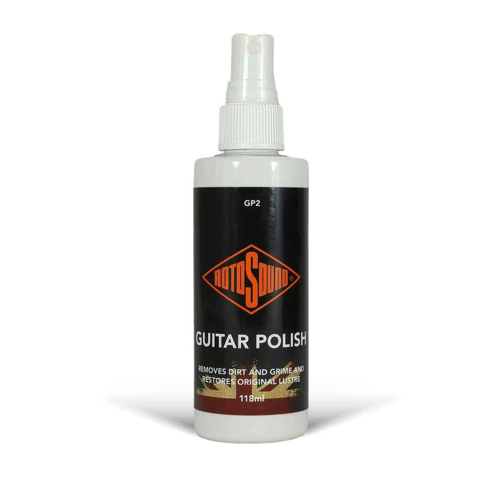 Rotosound GP2 Guitar Polish Bottle