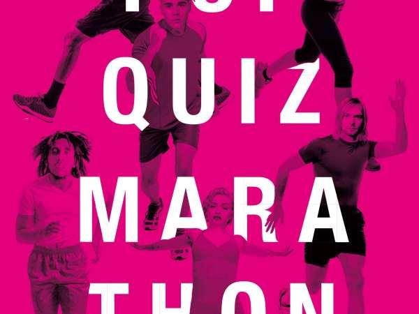 Popquiz Marathon - 9 mei 2018 - Rotown, Rotterdam