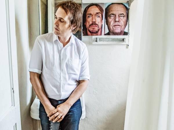 Chuck Prophet (solo) - 12 september 2018 - LantarenVenster, Rotterdam