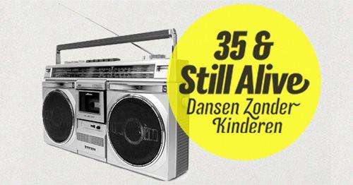 35 & Still Alive - 13 oktober 2018 - Rotown, Rotterdam