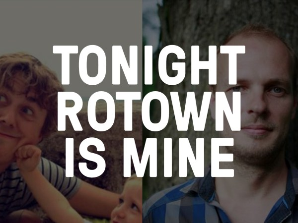 Tonight Rotown is Mine: Dennis & Teije - 5 juli 2018