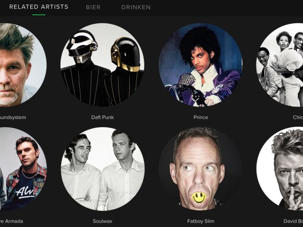 Daft Punk is Playing at my House - Rotown's Related Artists - 2 november 2018