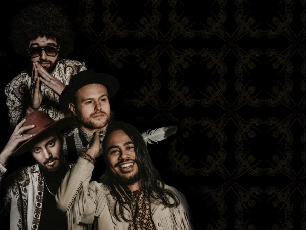 Rilan & The Bombardiers - 6 december 2018 - Rotown, Rotterdam