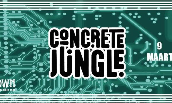 Concrete Jungle Drum & Bass - 9 maart 2019 - Rotown, Rotterdam