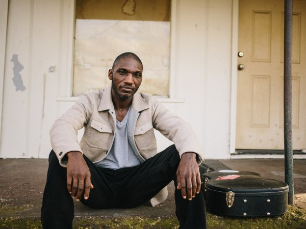Cedric Burnside - 5 november 2019 - Rotown, Rotterdam