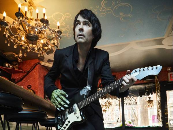 Jon Spencer & The Hitmakers - 18 november 2019 - Rotown, Rotterdam