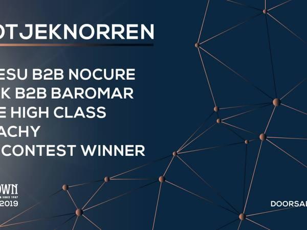 Rotjeknorren - 30 november 2019 - Rotown, Rotterdam