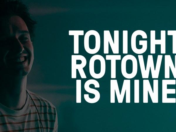 Tonight Rotown is Mine: Stijn