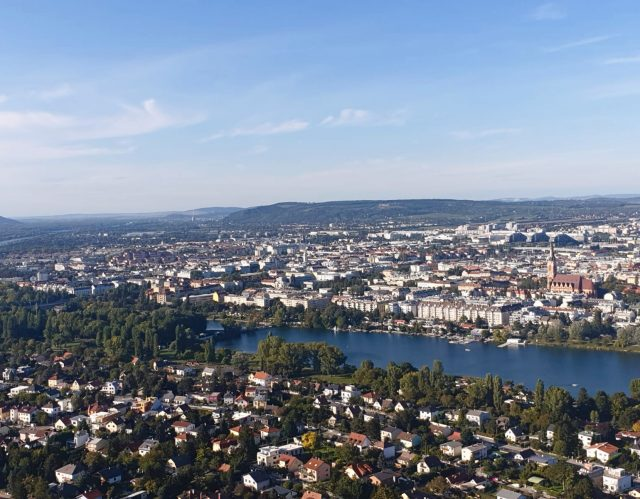 Vienna - Donauturm