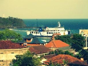 Fähre nach Lombok