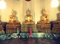 Buddhas und Kindhas