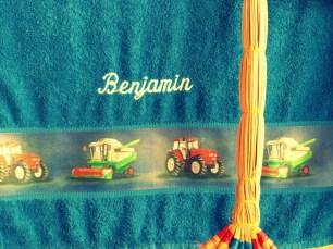 Benjamins Handtuch