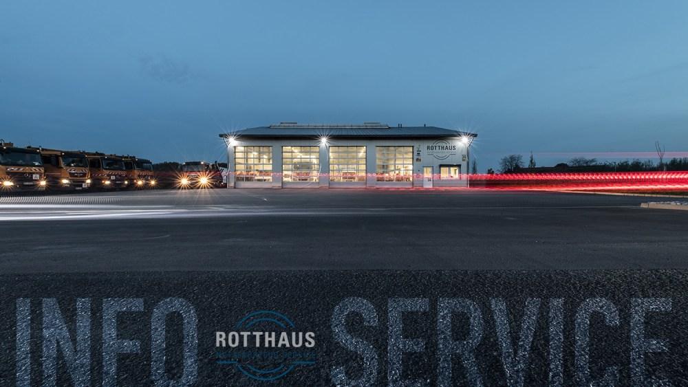 Rotthaus Nutzfahrzeug Service - Infos
