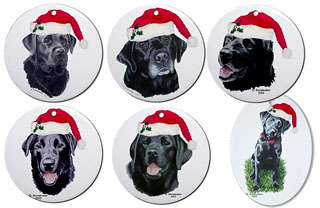 Labrador Retriever Lab Christmas Ornaments Amp Decor