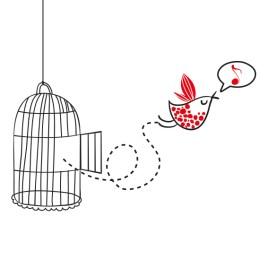 Pájaro libre