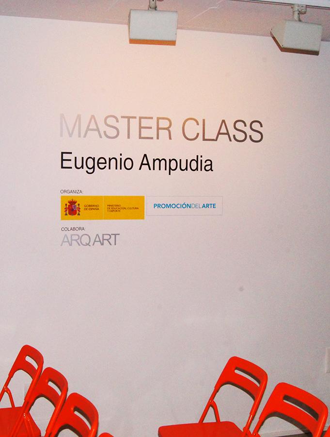 Vinilos Arq Art para Master Class