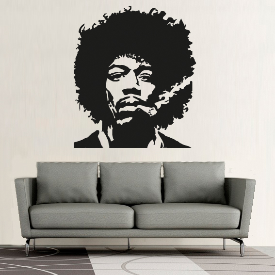 jimi hendrix pared
