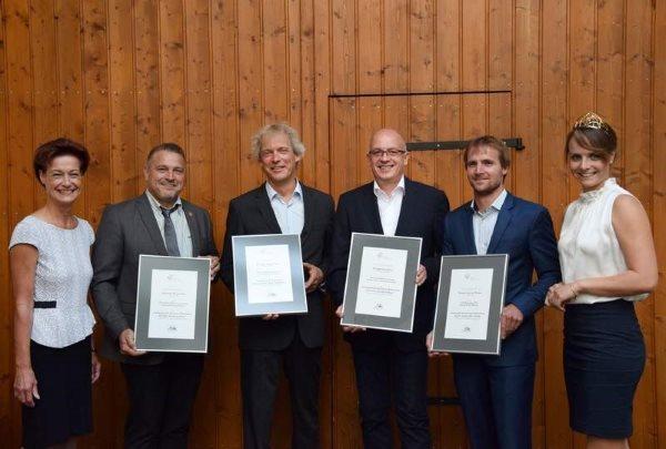 Deutsche Bukettweine 2017 ausgezeichnet