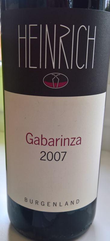 Weingut Heinrich, Gols, Gabarinza