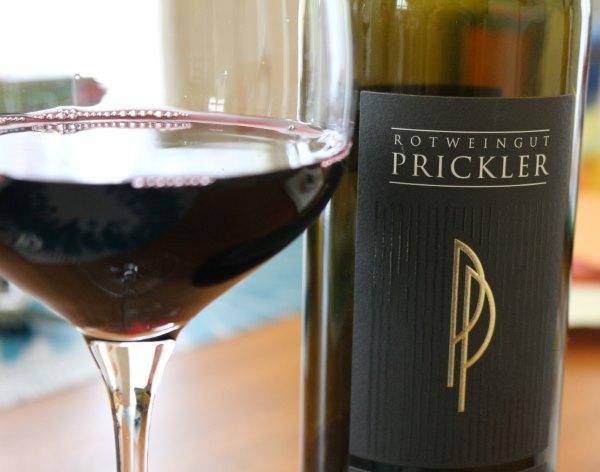 Rotweingut Prickler, Cuvee Thermal