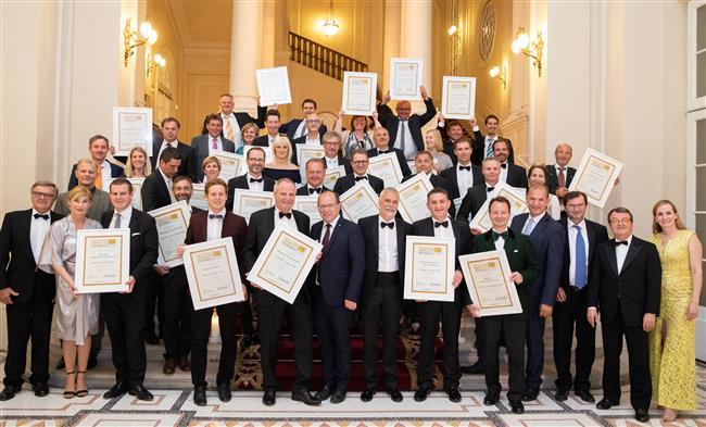 Salon Österreich Wein 2019 Sieger