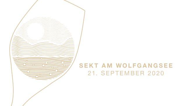 Sekt am Wolfgangsee