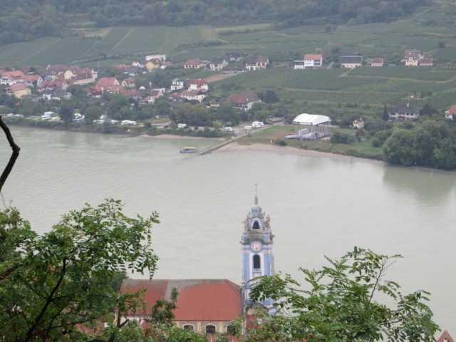 Wachau Duernstein Donau