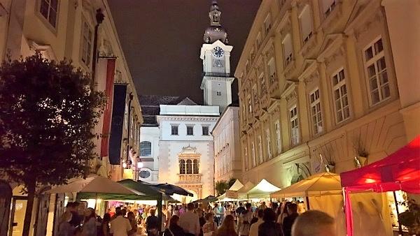Linz - Wein & Kunst
