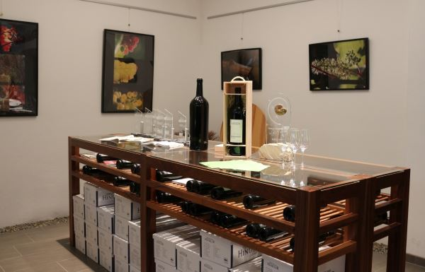 Weingut Hindler, Verkostungsraum
