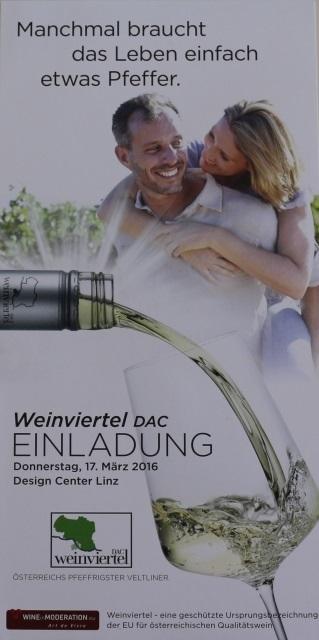 Weinviertel DAC Linz 2016