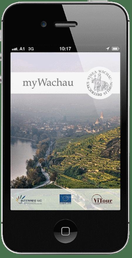 myWachau - 1 Start