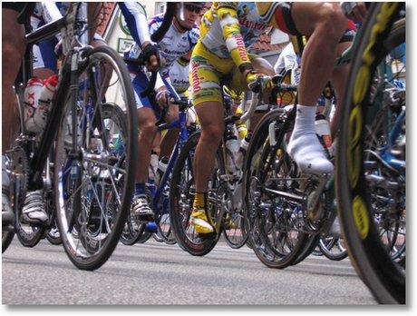 Tour de France Wein