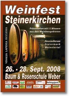 Weinfest Steinerkirchen