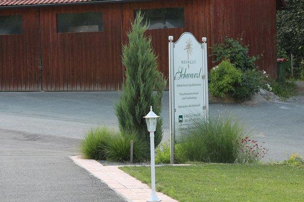 WeingutSchwarzl Garten